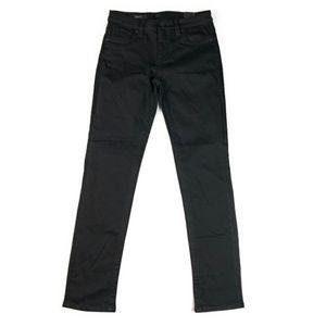 Kut From The Kloth Black Straight Leg Jeans 16